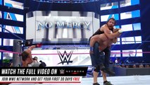 AJ Styles vs. John Cena vs. Dean Ambrose - WWE World Title Triple Threat Match: WWE No Mercy 2016