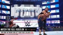 AJ Styles vs. John Cena vs. Dean Ambrose - WWE World Title Triple Threat Match: WWE No Mercy 2016