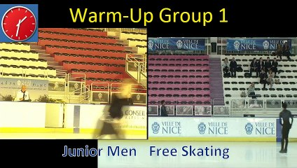 Nice Figure Skating Cup 2016 junior men free skating