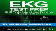 [PDF] EKG Test Prep: EKG Technician Practice Test Questions Full Online