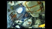 Envoi d'astronautes en fusée dans l'espace dans la station spatiale internationale !