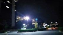 OVNI - D'étranges lumières dans le ciel de Charlotte, en Caroline du Nord