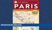 Popular Book City Walks: Paris, Revised Edition: 50 Adventures on Foot