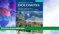 Pdf Online Trekking in the Dolomites: Alta Via 1 And Alta Via 2 With Alta Via Routes 3-6 In