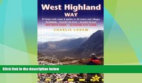 Popular Book West Highland Way: 53 Large-Scale Walking Maps   Guides to 26 Towns and Villages -