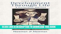 [DOWNLOAD] PDF BOOK Development Through Life: A Psychosocial Approach Collection