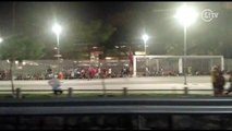 Torcida do Flamengo faz fila de madrugada no Maracanã por ingressos