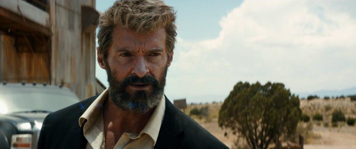 Marvel Logan Official Trailer