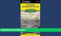Enjoyed Read Los Padres National Forest East (National Geographic Trails Illustrated Map)