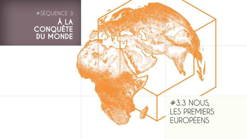 MOOC Les origines de l'Homme  - Sujet 3.3 : Nous, les premiers Européens