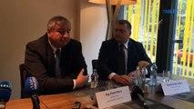 ZÁZNAM: Brífing po konferencii na tému: Železničná doprava pre kraje - okrúhly stôl v Bratislave
