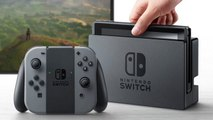 Vidéo de présentation de la Nintendo Switch (ex-Nintendo NX)