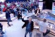 Clash entre Cyril Hanouna et Stéphane Guillon qui quitte Le grand journal - ZAPPING TÉLÉ DU 20/10/2016
