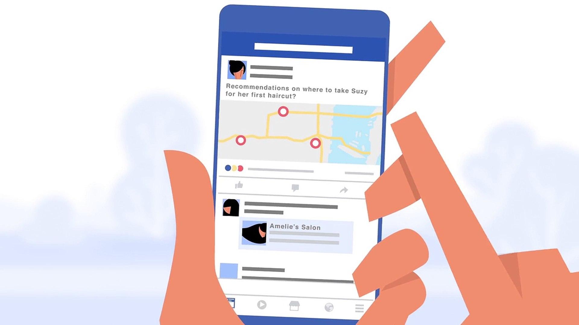 Facebook - características sociales y negocios