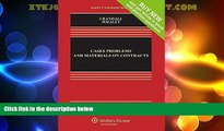 Big Deals  Cases, Problems, and Materials on Contracts [Connected Casebook] (Aspen Casebook)  Full