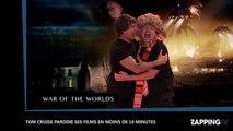 Tom Cruise parodie tous ses films en moins de 10 minutes (Vidéo)