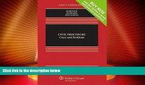 Big Deals  Civil Procedure: Cases and Problems [Connected Casebook] (Aspen Casebook)  Full Read