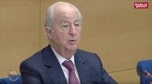 Édouard Balladur dénonce les marchés publics américains protectionnistes