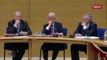 Édouard Balladur interrogé par le sénateur Eric Bocquet sur le traité de libre-échange transatlantique