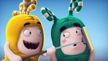 Cartoon - Expect The Unexpected With Oddbods - Animation Movies For Kids