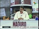 Maduro recuerda los logros sociales de la Revolución Bolivariana
