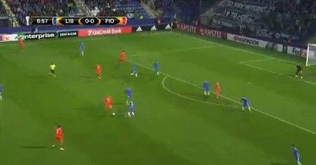 Гол Рауль Русеску · Османлыспор (Анкара) - Вильярреал (Вильярреаль) - 2:0