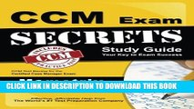 [PDF] CCM Exam Secrets Study Guide: CCM Test Review for the Certified Case Manager Exam Full