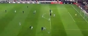 1-1 Ahmed Hassan Koka Goal - Konyaspor vs Sporting Braga 1-1 EL 2016 HD