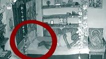 10 Spookiest CCTV Ghost Footage - Real CCTV Ghost Caught On Camera