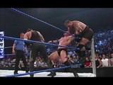 WWE Smackdown Raw 21 OCTOBER 2016 Brock Lesnar vs The Undertaker vs Big Show - Hitter Handicap Fight - Full Match 2016