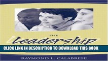 [DOWNLOAD] PDF The Leadership Assignment: Creating Change Collection BEST SELLER