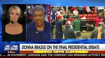 Megyn Kelly Corners DNC's Donna Brazile on Leaked Emails Encouraging Violence at Trump Rallies