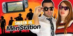 Solo en MeriStation X Hawkers: Nintendo Switch, Red Dead Redemption 2