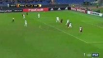 AS Roma3-1Austria Vienna - Goal Florenzi 20.10.2016