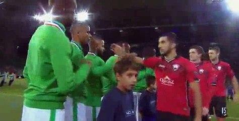 Обзор матча · Сент-Этьен (Сент-Этьен) - Габала (Габала) - 1:0