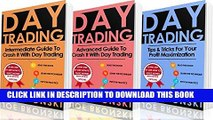 [DOWNLOAD] PDF BOOK DAY TRADING: Intermediate, Advanced and Tips   Tricks Guide to Crash It with