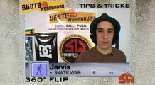 06.Manobras de Skate - 360 flip