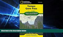 Enjoyed Read Yampa, Gore Pass (National Geographic Trails Illustrated Map)