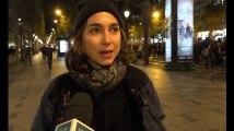 """Florine, 25 ans : """"Ils nous demandent de les rejoindre alors qu'il y a quatre mois, ils nous ont matraqués."""""""