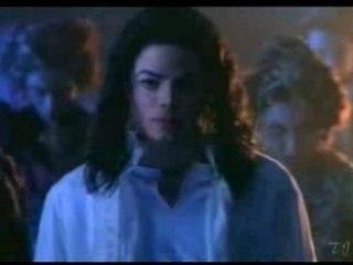 Michael Jackson & sa Troupe dansent 3laoui