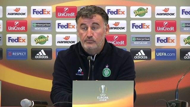 Foot - L1 : Galtier «Satisfait de voir Rudi (Garcia) revenir en France»