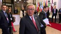 Reporter has feisty encounter with Jean-Claude Juncker