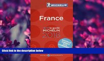Enjoyed Read MICHELIN Guide France 2016: Hotels   Restaurants (Michelin Red Guide France) (French