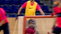 FCB Hockey: declaracions de Ricard Muñoz y Lucas Ordoñez antes del FC Barcelona Lassa – Alcobendas [ESP]