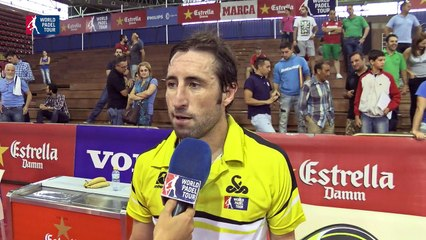 Primeros encuentros octavos mañana Estrella Damm Sevilla Open-HD