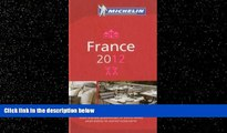 Choose Book MICHELIN Guide France 2012: Hotels   Restaurants (Michelin Guide/Michelin) (French