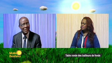 Matin Bonheur de RTI 1 du 19 octobre 2016 avec Marième Touré-Partie 1