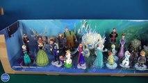 Disney Frozen Mega Figurine Playset (20-pices)