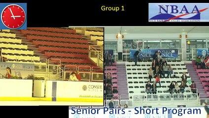 Nice Figure Skating Cup 2016 Pairs short program