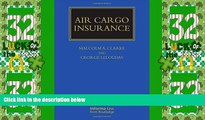 Big Deals  Air Cargo Insurance (Maritime and Transport Law Library)  Best Seller Books Best Seller